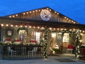 CHRISTMAS AT THE VINEYARD:  Open House & Canned Food Drive
