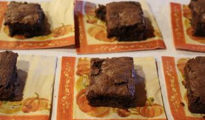Lucindy's Special Brownies