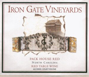 PACK HOUSE RED is BACK!!