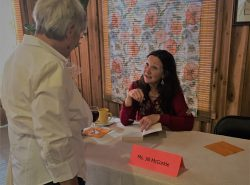 NC Author Jill McCorkle Visits Iron Gate!