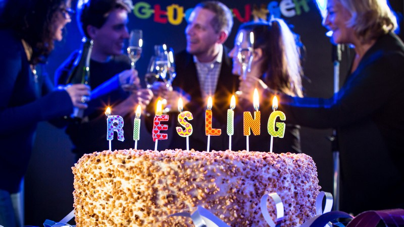 Groovy Birthday Cake For Riesling Iron Gate Vineyards And Winery Funny Birthday Cards Online Elaedamsfinfo