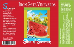 SLICE of SUMMER is READY!!